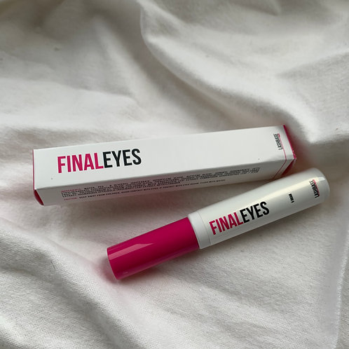FinalEyes - Make-up remover for lash extensions