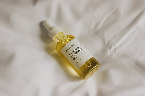 Mandarin cleansing oil by NARLOA