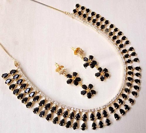 Necklace set CZAD