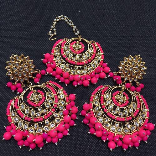 3 pc earrings set