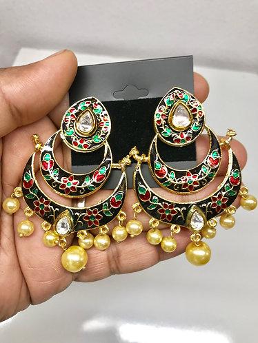 Meena Kari earrings