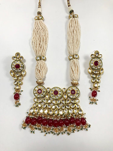 Kundan high quality Bollywood style party ware