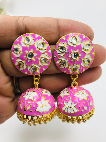 Meena kari Earring