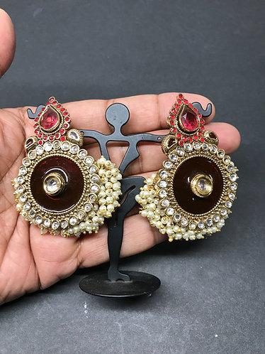 Stunning new Bollywood earring