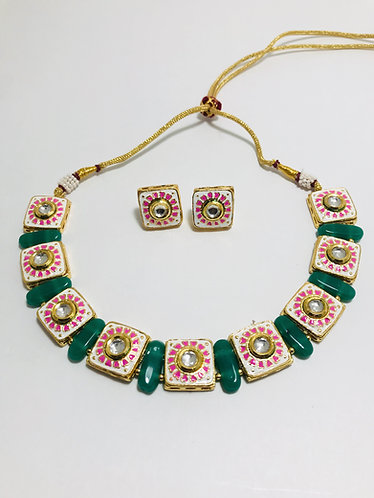 High quality necklace set