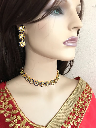 Bollywood gorgeous necklace set for party wear for lady