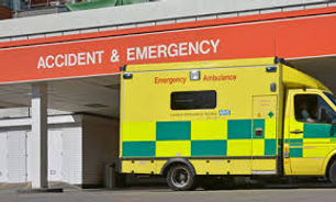 A&E hospital in Brighton and Hove, and Sussex