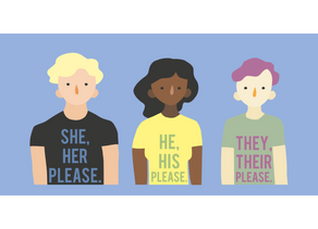Pronouns – what's the big fuss?
