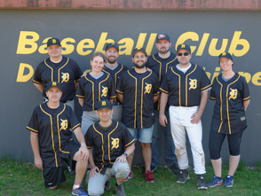 Fastpitch Softball: Saison 2019