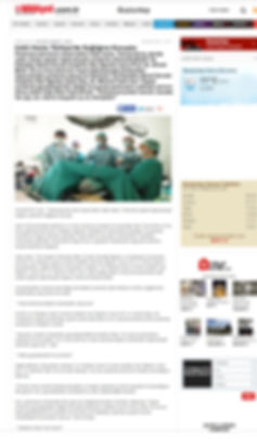 Milliyet - Iraklı hasta Türkiyede sağlığ