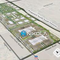 Nikola Rendering for Pinal County