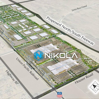 Nikola Rendering for Pinal County