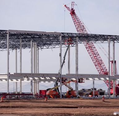 Lucid Construction Site