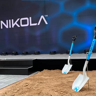 Nikola Ground Breaking Ceremony