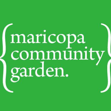 Maricopa Community Garden Logo