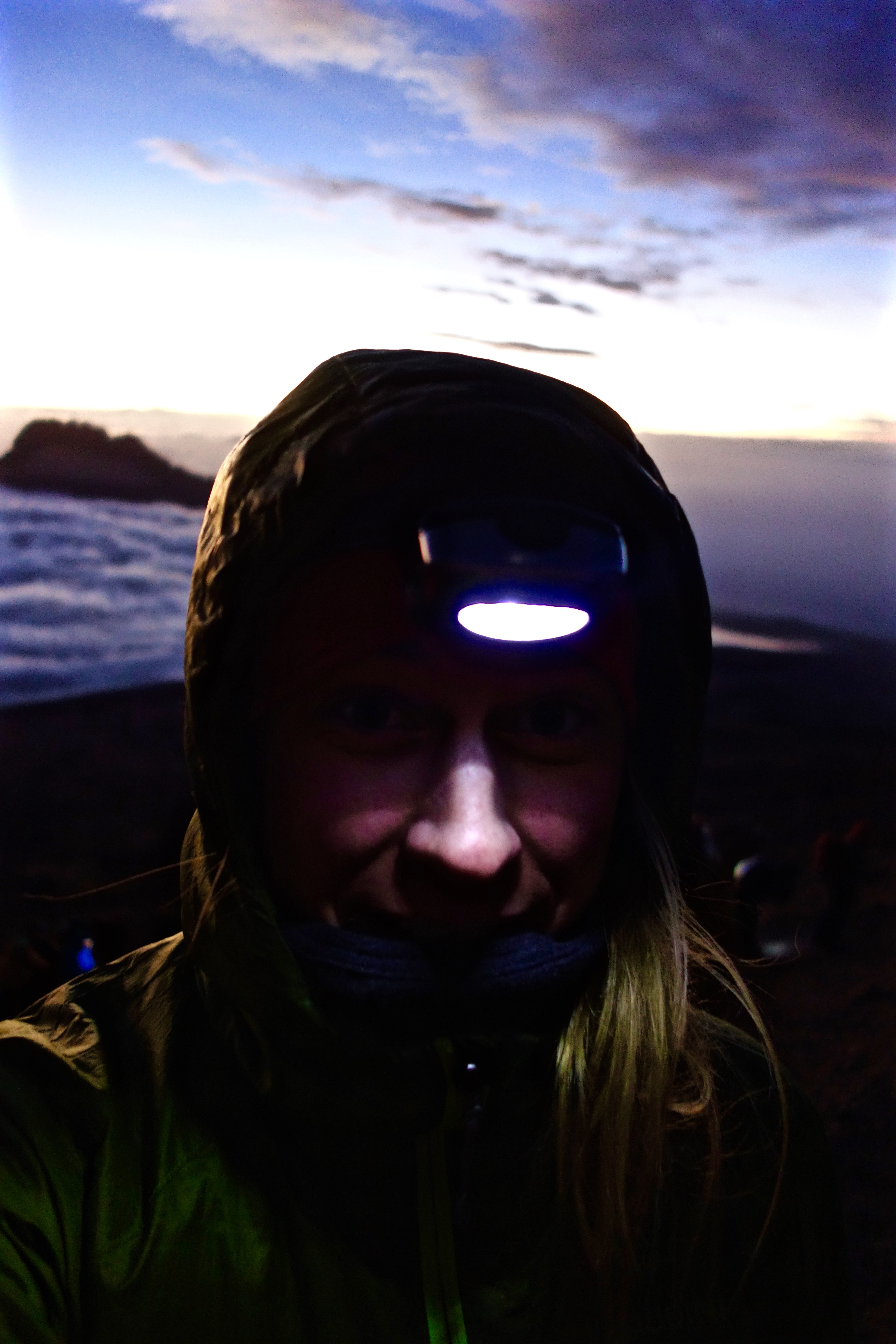 Maria Granberg, Kilimanjaro