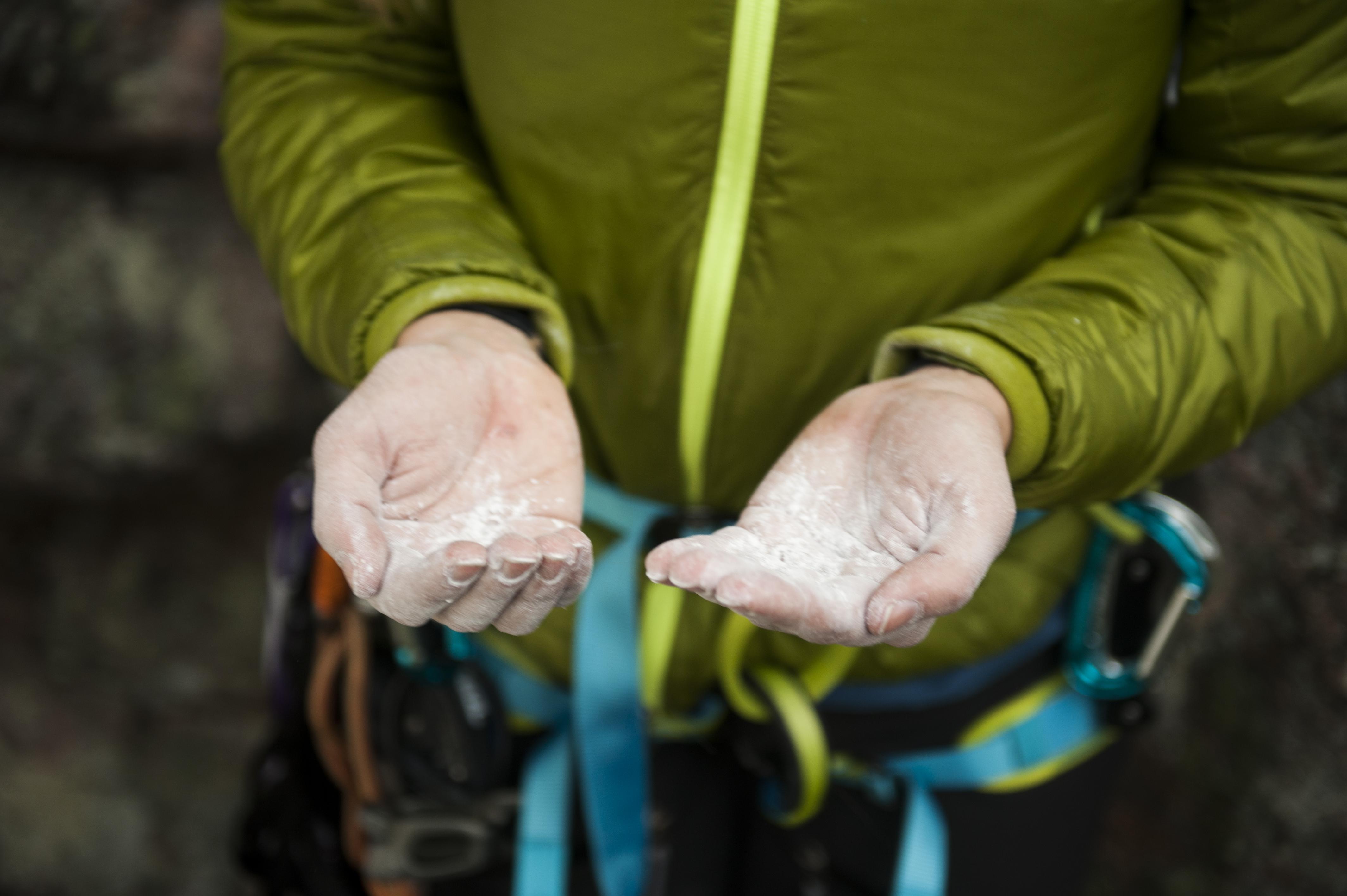 Maria Granberg, Climber