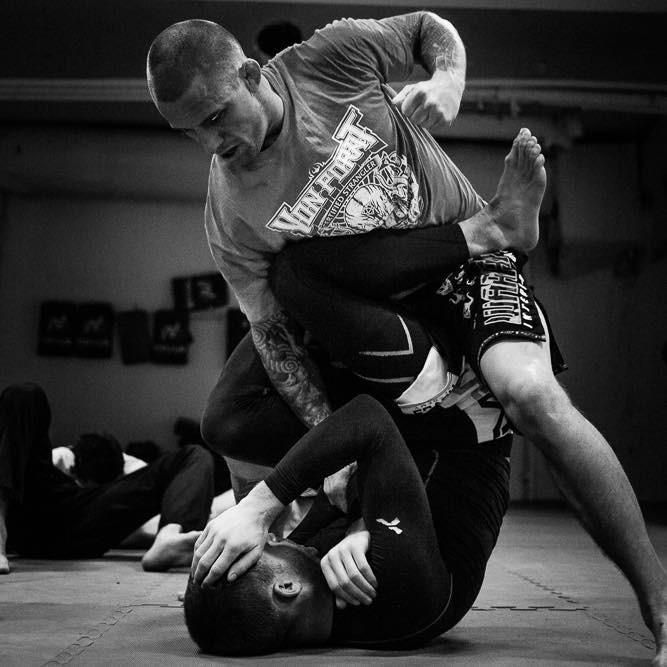 ThaiBoksing med Tor Olav Hauge som en del av Taekwondo graderingen