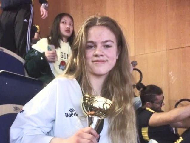 Gull til Øvre Romerike Budosenter i Malmø Open 2019