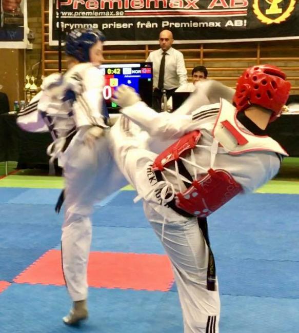 Flott innsats og mange medaljer i Lomma Cup i Malmø