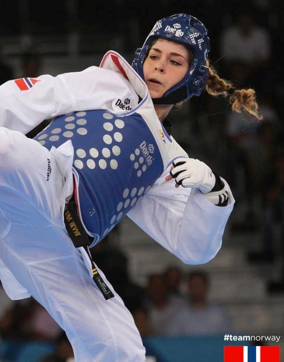 Følg Tina sine kamper i OL i RIO
