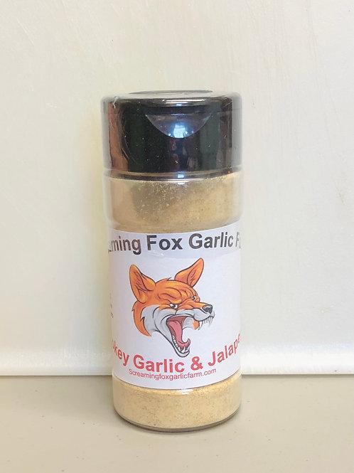 Smokey Garlic & Jalapeno