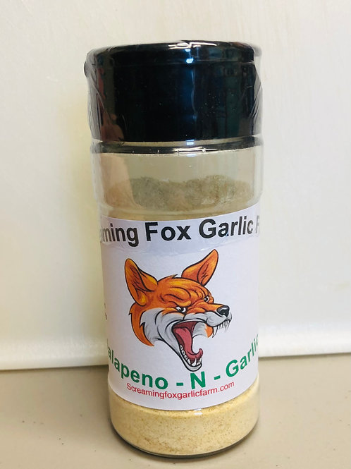 Jalapeno -N- Garlic