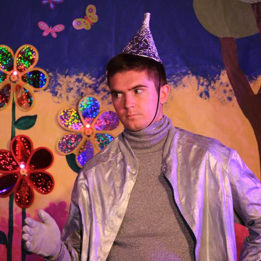Dorothy in Wonderland- 2016