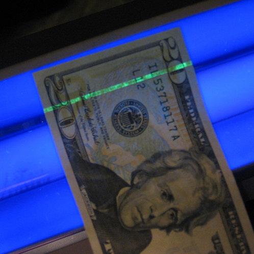 Bill Detecting Machine
