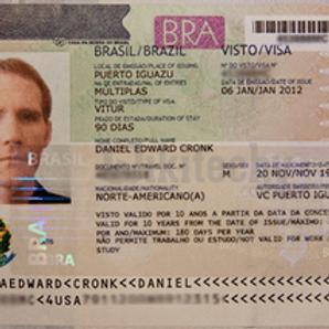 Brazilian VISA