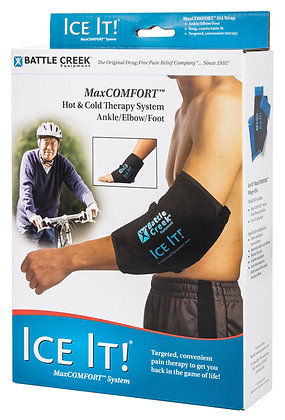 Battle Creek Max Comfort Ankle/ Elbow/ Foot Therapy