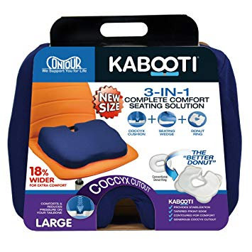 Kabooti 3-In-1 Seat Cushion