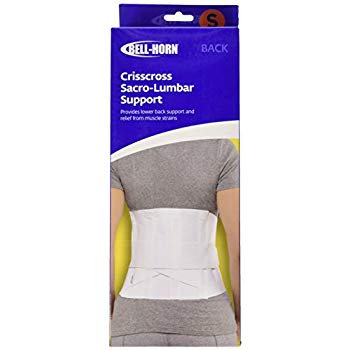Crisscross Sacro Lumbar Support