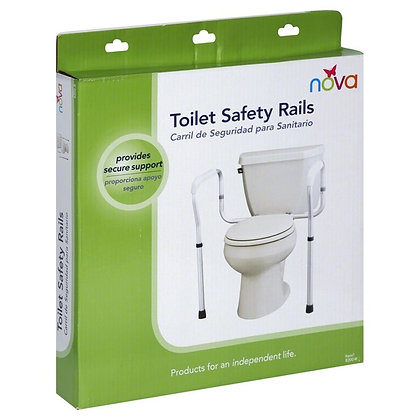 Nova Toilet Safety Rail