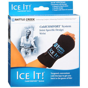 Battle Creek Cold Comfort Wrist Therapy