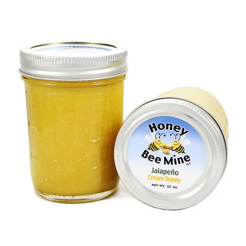 Jalapeño Spreadable Honey
