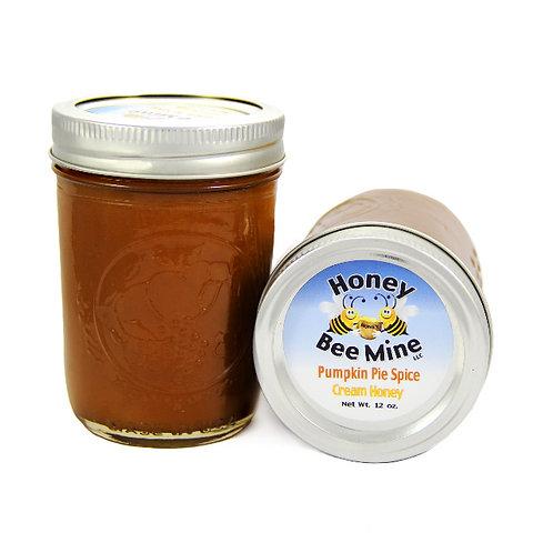 Pumpkin Pie Spice Spreadable Honey