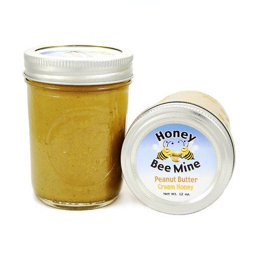 Peanut Butter Spreadable Honey