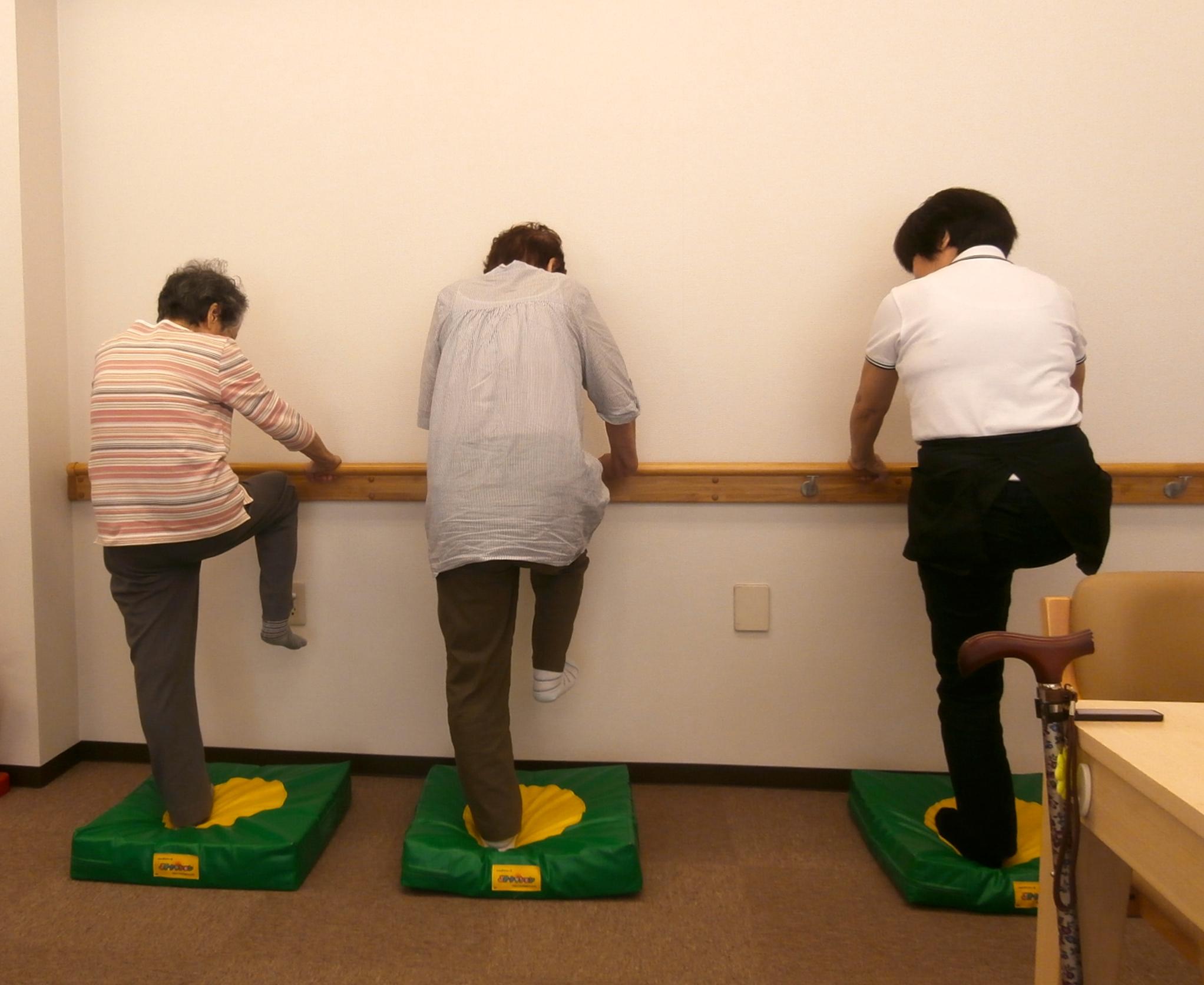 介護・介護予防のための「足病学」