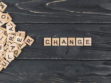 Le changement commence par soi