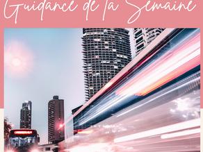 Energies et guidance du 19 au 25 juillet 2021