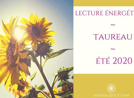 Tarot'scope Taureau Été 2020