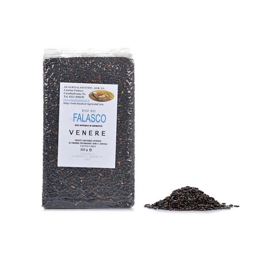 Schwarzer Reis Venere