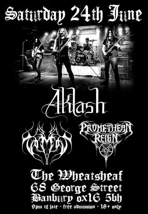 Aklash, Promethean Reign, Nomos
