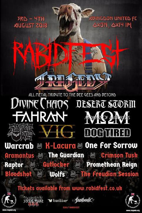 Rabidfest 2018