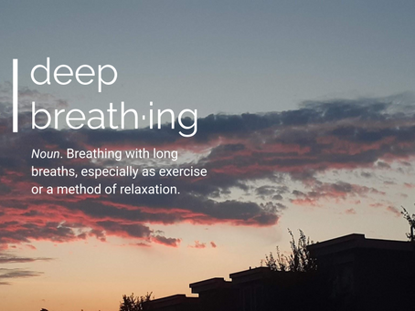 First, Take a Deep Breath: Breathing Lessons in Addiction Recovery