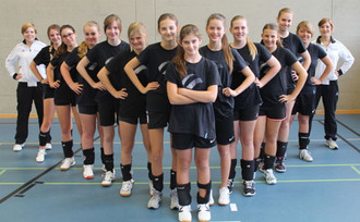 Teamfoto Junioren 2