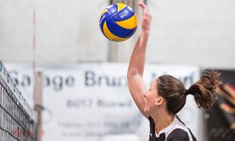 0:3 | Damen 1 - VBC Fribourg