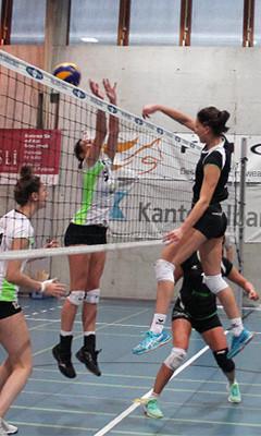 0:3 | Damen 1 - Genève Volley