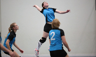 0:3 | Damen 3 - Sportunion Beckenried